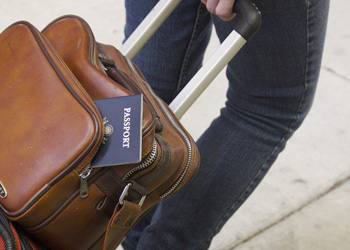 A completely valid passport belongs in every traveler's bag!