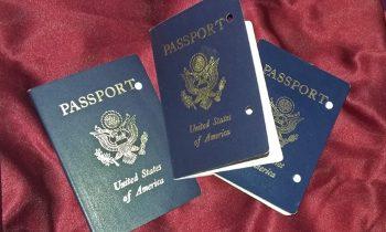 old-passport