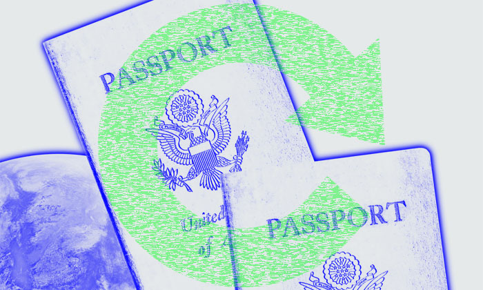 american passport renewal form