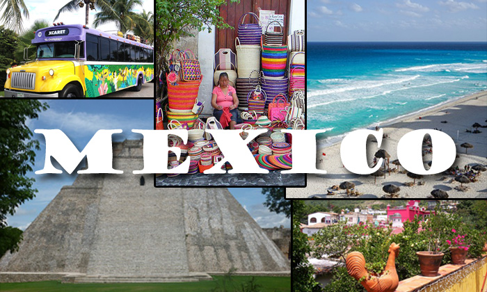 Visit Mexico with your valid US passport