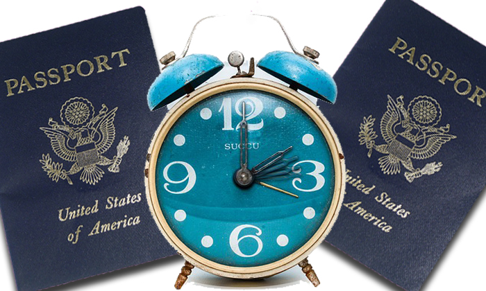 Yes, you can renew your second valid passport