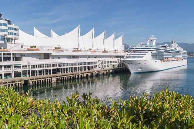Vancouver is one of Canada's major cruise ports.