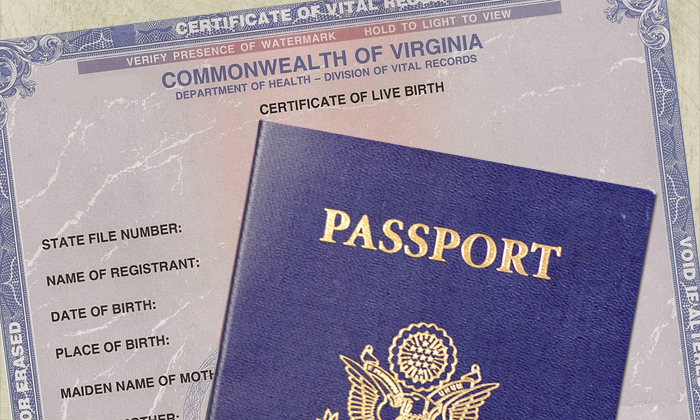 Birth Certificates Do You Have The Right Kind To Get A Passport